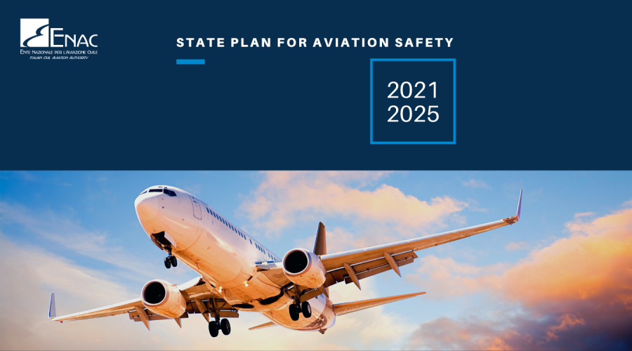 State Plan for Aviation Safety 2021- 2025